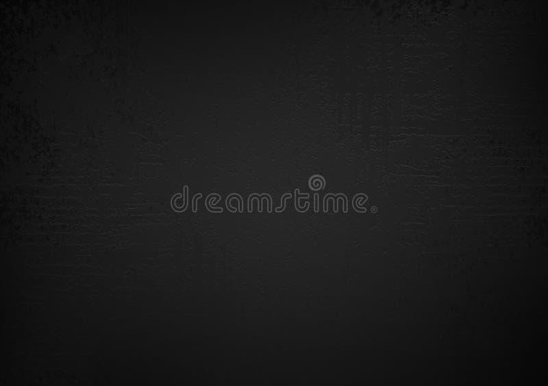 Donkere grijze gecementeerde geweven achtergrond stock afbeelding
