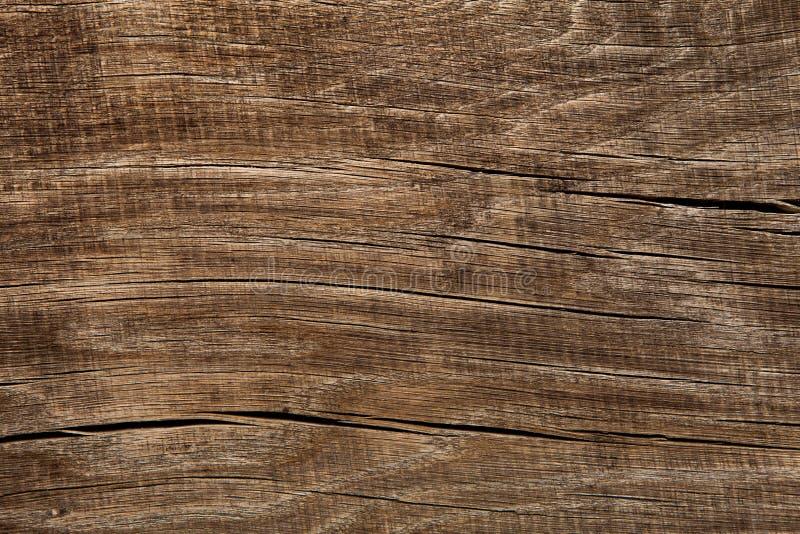 Donkere houten textuur Houten bruine textuur oude panelen als achtergrond Retro houten lijst Rustieke achtergrond Wijnoogst gekle royalty-vrije stock afbeelding