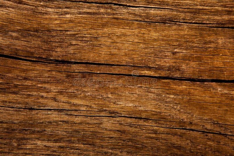 Donkere houten textuur Houten bruine textuur oude panelen als achtergrond Retro houten lijst Rustieke achtergrond Wijnoogst gekle stock fotografie