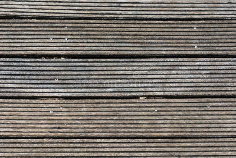 Donkere houten textuur met oud materiaal stock afbeeldingen