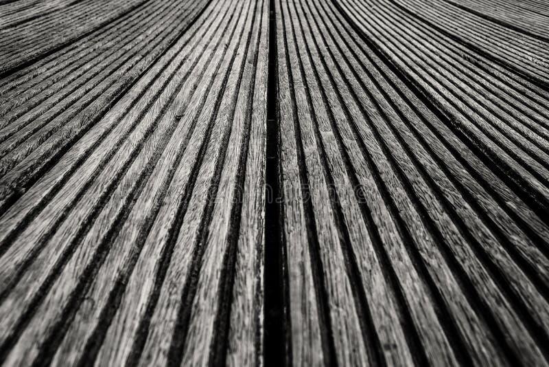 Donkere houten textuur met oud materiaal stock fotografie