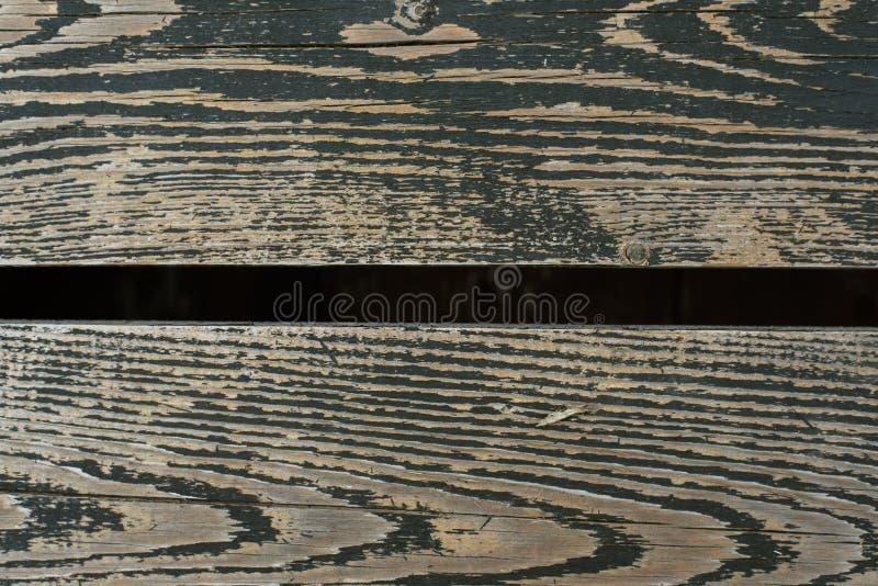 Donkere houten uitstekende achtergrond voor tekst en ontwerpers royalty-vrije stock afbeelding