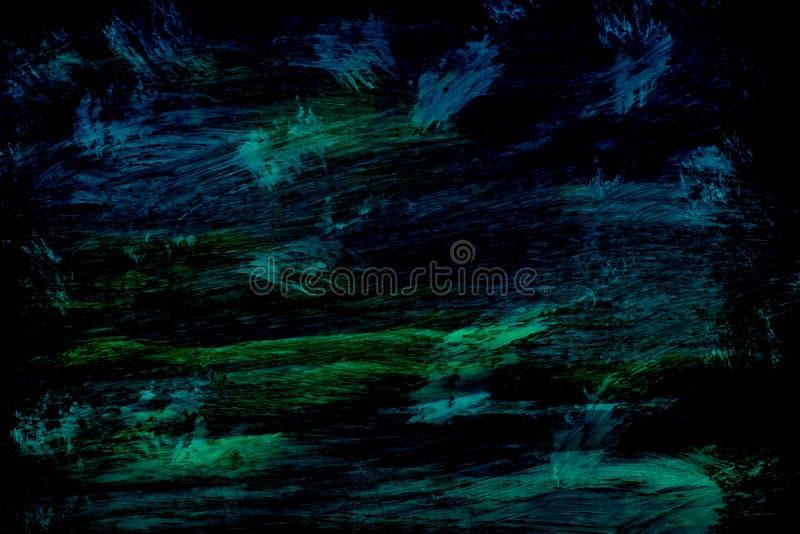 Donkere kleurenverf royalty-vrije stock foto