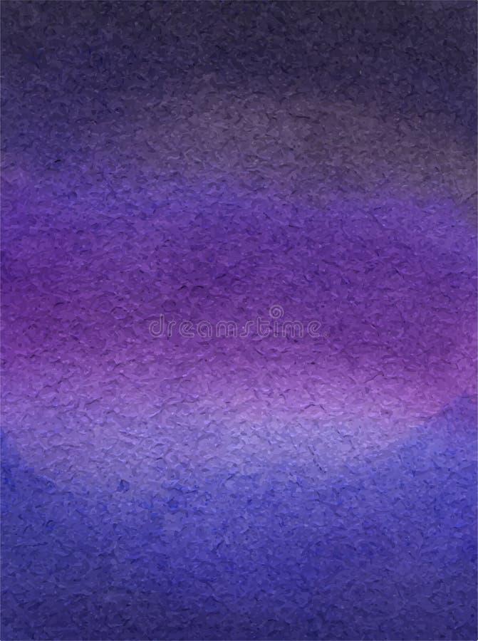 Donkere nacht geweven vectorachtergrond vector illustratie