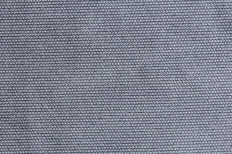 Donkere stoffentextuur zwarte klerenachtergrond royalty-vrije stock afbeeldingen