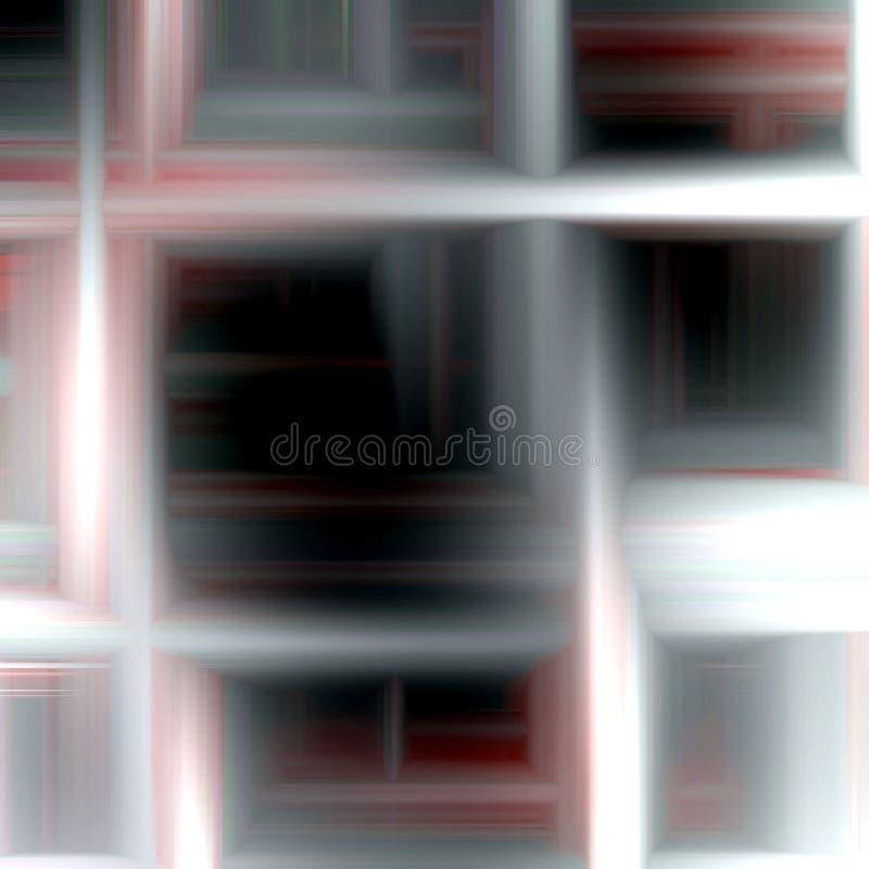 Donkere tinten, abstracte achtergrond vector illustratie