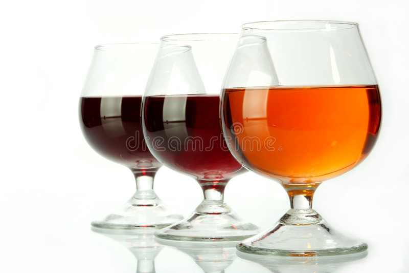Donkere wijn royalty-vrije stock afbeeldingen