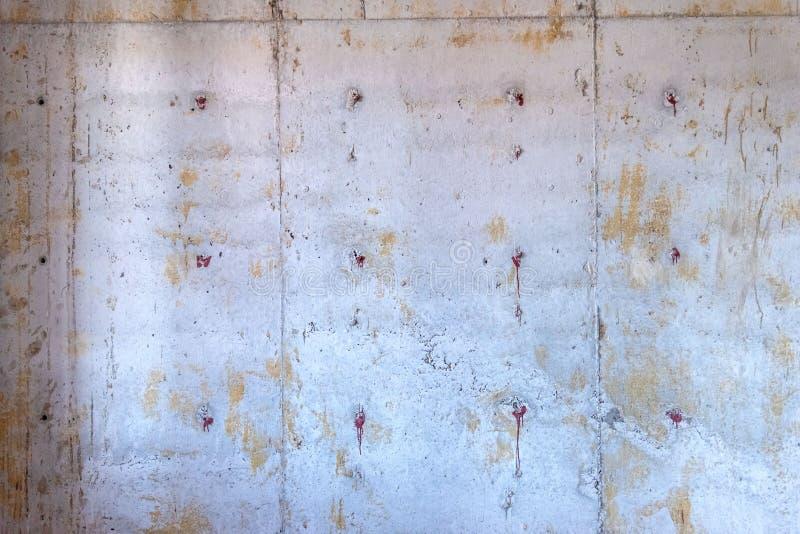 Donkergrijs cement of betonnen wand als textuur of achtergrond voor het ontwerp royalty-vrije stock afbeeldingen