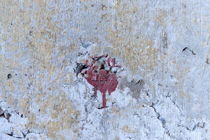 Donkergrijs cement of betonnen wand als textuur of achtergrond voor het ontwerp stock afbeeldingen