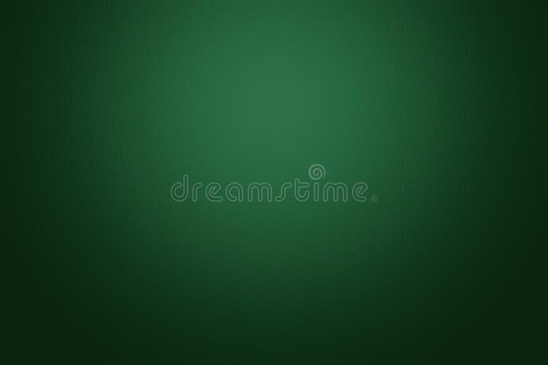 Donkergroen abstract onderwaterpatroon als achtergrond, ontwerpmalplaatje, copyspace stock illustratie