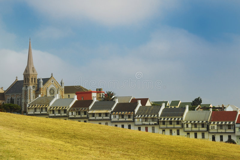 Download Donkin Street (Port Elizabeth) Stock Image - Image: 4852615