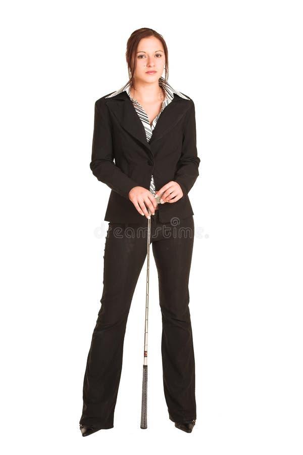 Donna #339 di affari fotografia stock
