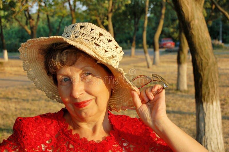Donna. fotografia stock