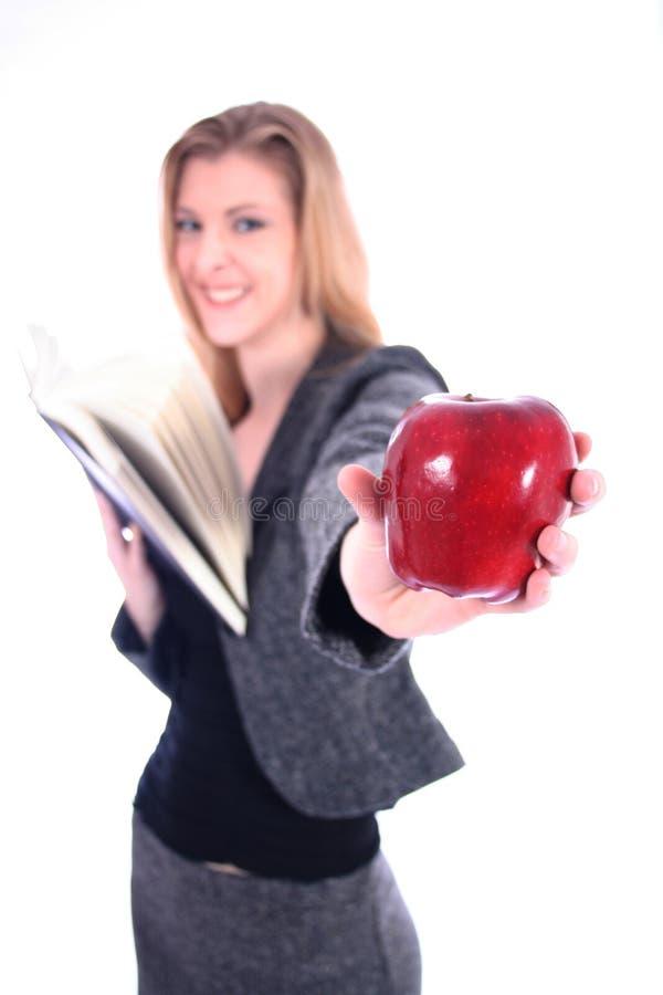 Donna - Affare, Insegnante, Avvocato, Studente, Ecc Fotografie Stock