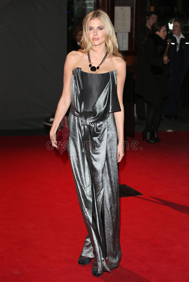Donna Air. Arriving for the 2013 British Fashion Awards, at The London Coliseum, London. 02/12/2013 Picture by: Alexandra Glen / Featureflash stock photography
