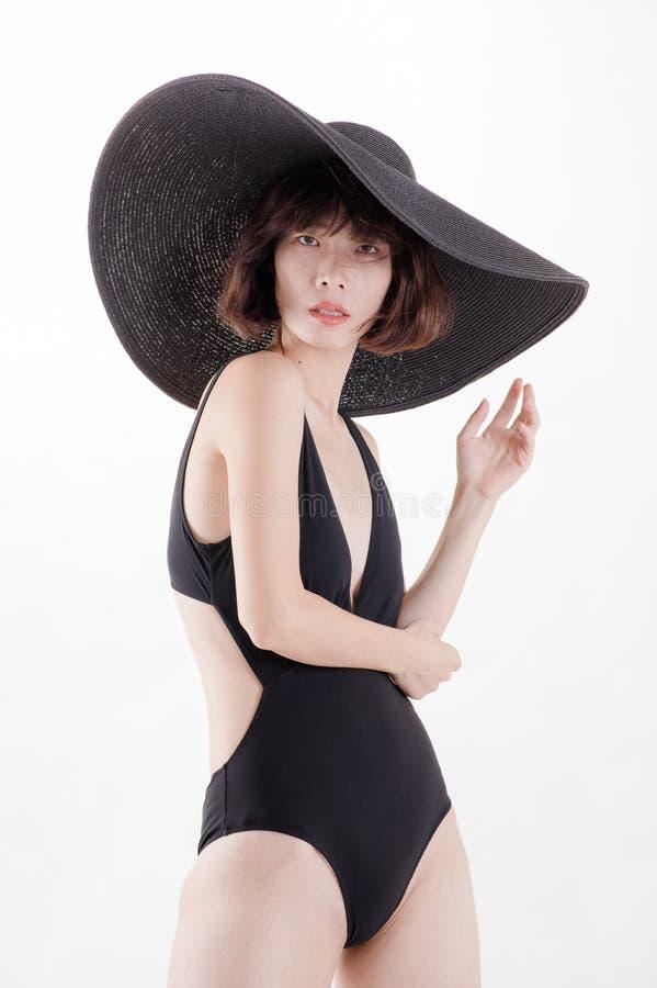 Donna cinese fotografie stock