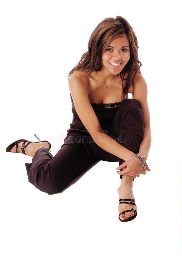 Download Donna Convenzionale 1a Di Modo Immagine Stock - Immagine di attraente, persona: 209599