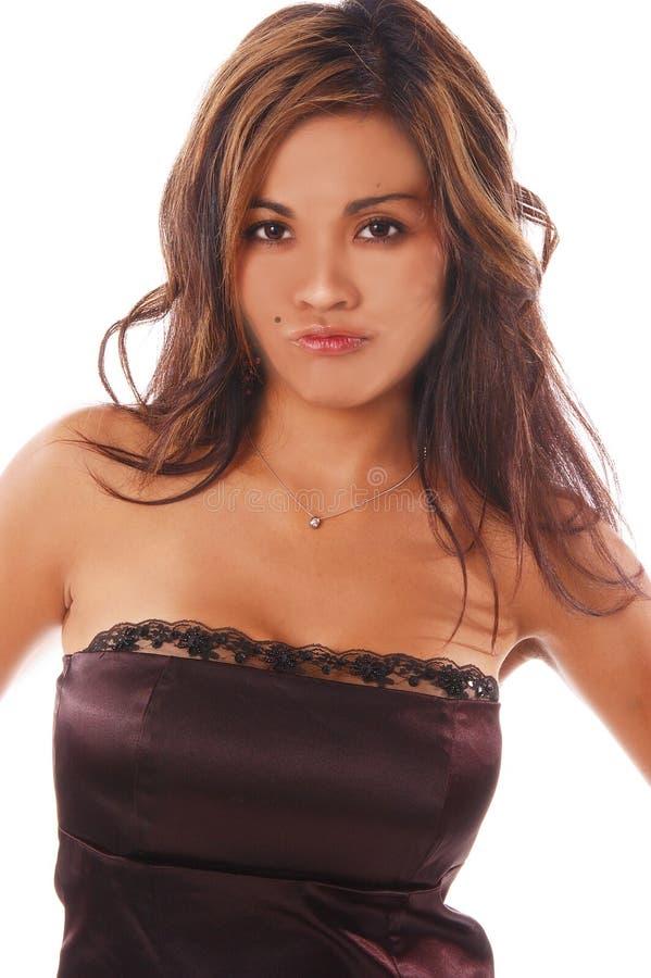 Download Donna Convenzionale 3 Di Modo Fotografia Stock - Immagine di attraente, sopra: 207144