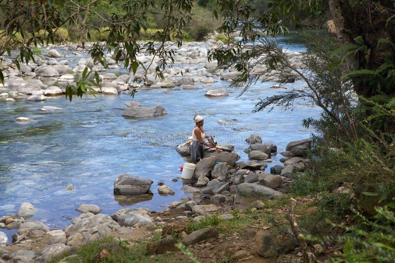 Donna cubana fotografia stock libera da diritti