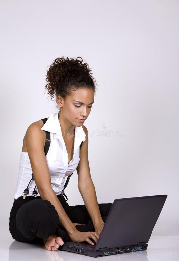 Donna dell'ufficio immagine stock libera da diritti