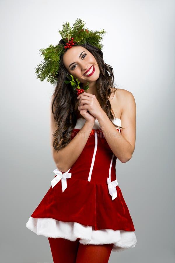 donna della Santa fotografie stock