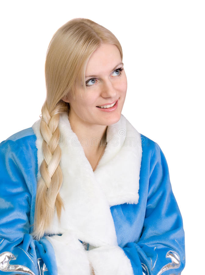 Donna delle Santa fotografia stock