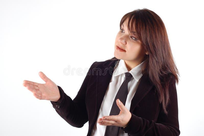 Donna di affari #18 fotografia stock
