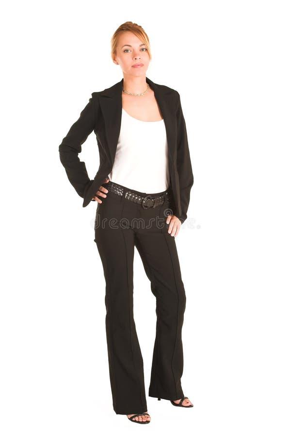 Donna di affari #234 immagine stock