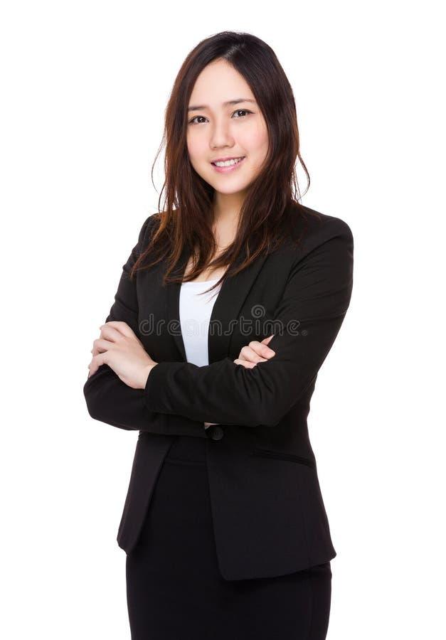 Download Donna di affari asiatica immagine stock. Immagine di cinese - 55356743