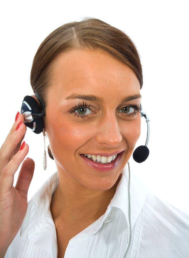 Download Donna di affari chiamare fotografia stock. Immagine di telefono - 3139206