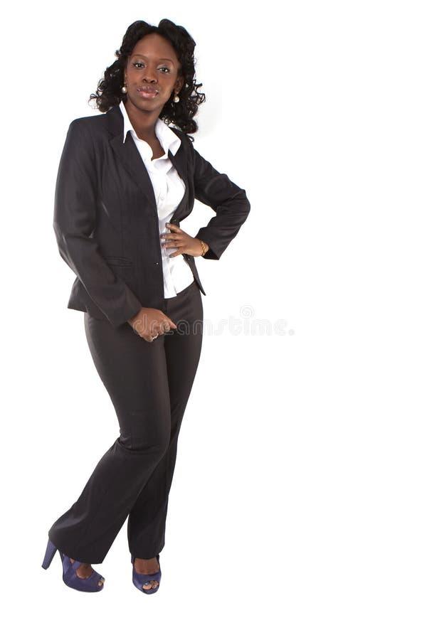 donna di affari di bellezza immagine stock libera da diritti