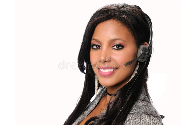 Donna di affari (Fredda-Ver) fotografie stock libere da diritti