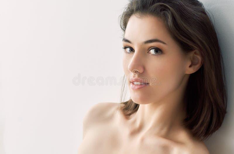 Donna di bellezza fotografie stock