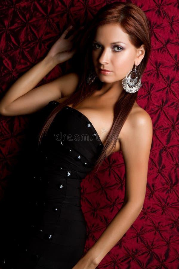 Donna di Latina fotografia stock libera da diritti