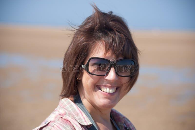 Donna di mezza età fotografia stock libera da diritti