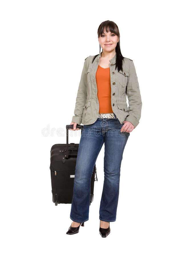 Donna di viaggio