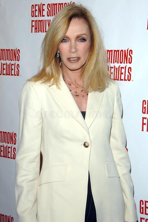 Donna Mills. At the Gene Simmons Roast Hosted By Jeffrey Ross. Key Club, West Hollywood, CA. 11-27-07 stock photo