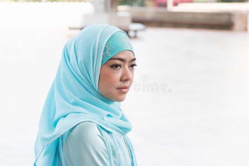 Donna musulmana immagini stock libere da diritti