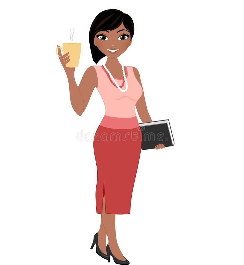 Donna professionale di affari immagini stock libere da diritti
