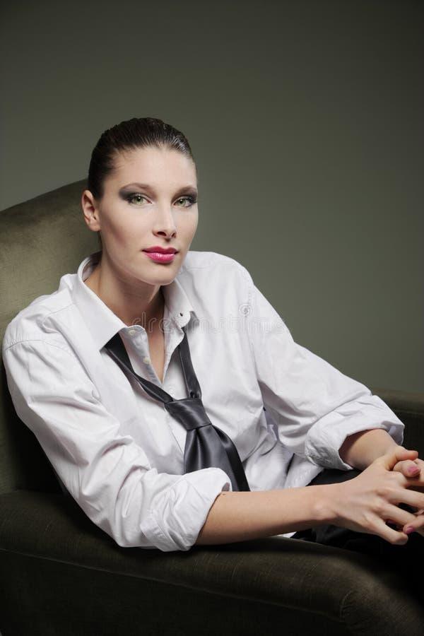 Donna sensuale fotografie stock libere da diritti