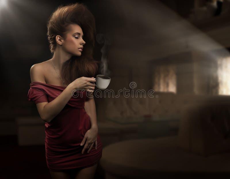 Donna sexy immagini stock libere da diritti