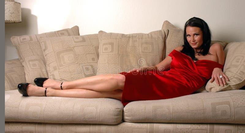 Donna sexy fotografie stock