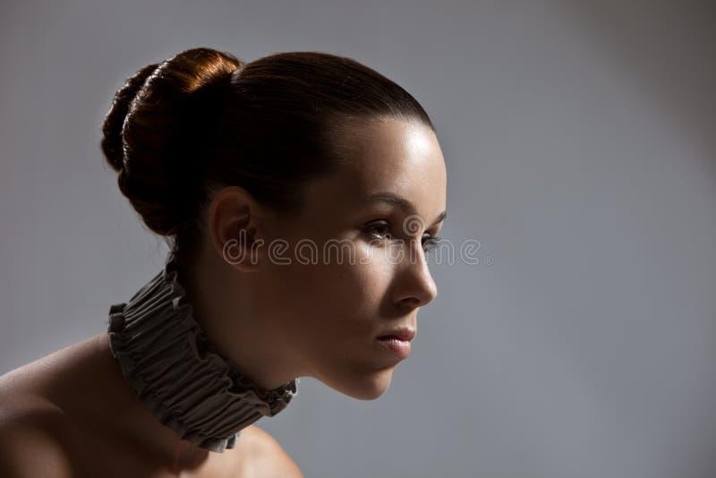 Donna splendida fotografie stock libere da diritti