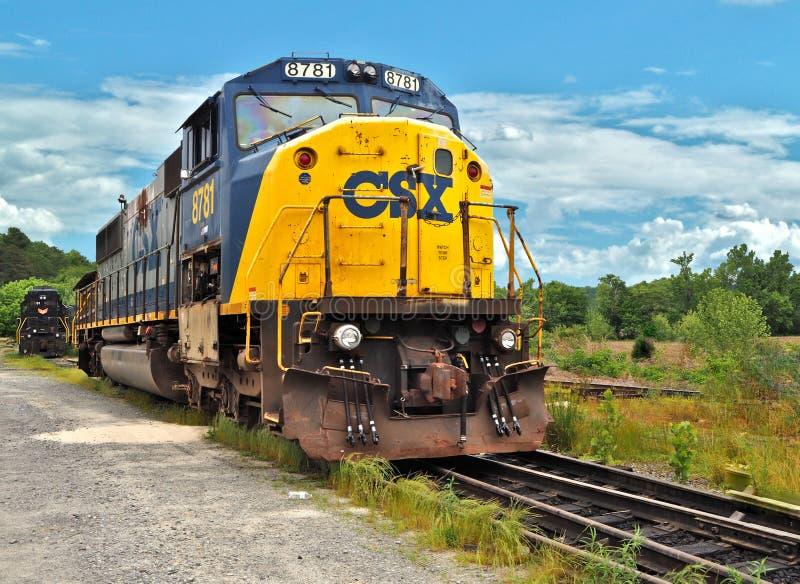 Donnaha Station in Forsyth County, North Carolina royalty free stock photos