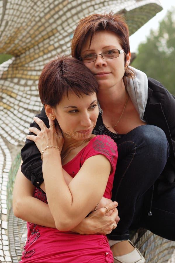 Donne fotografia stock libera da diritti