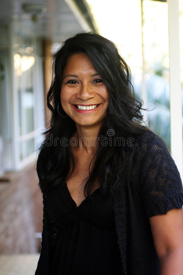 Donne attraenti del Latino fotografia stock