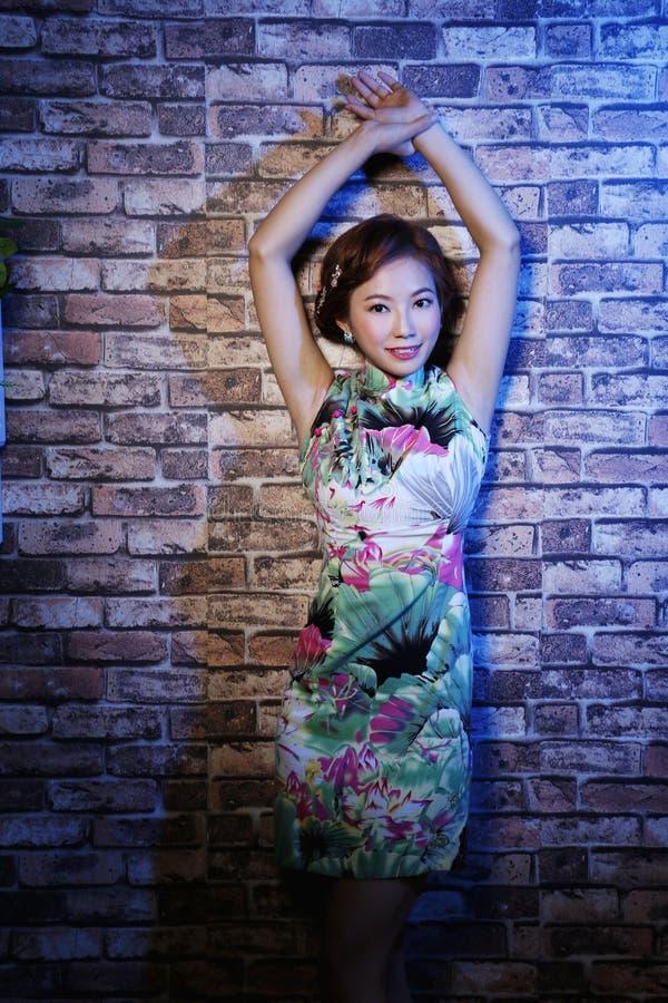 Donne cinesi fotografie stock libere da diritti