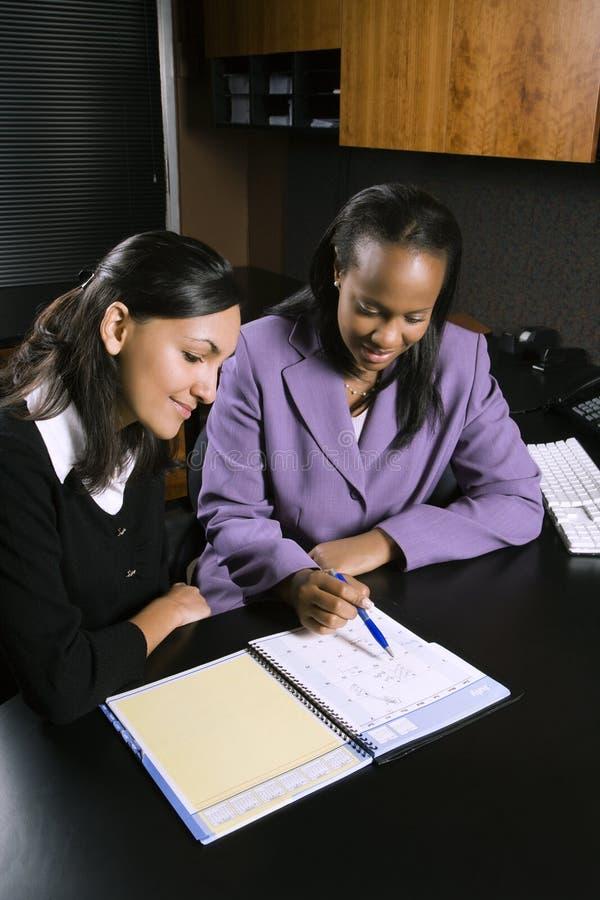 Donne di affari immagini stock libere da diritti