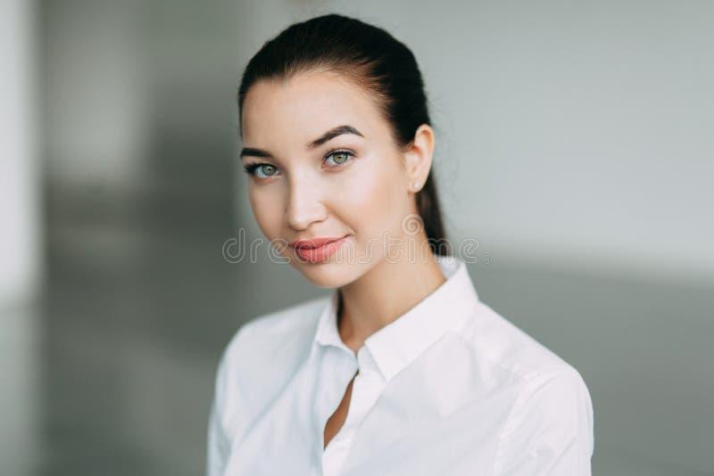 Donne di affari del ritratto fotografia stock