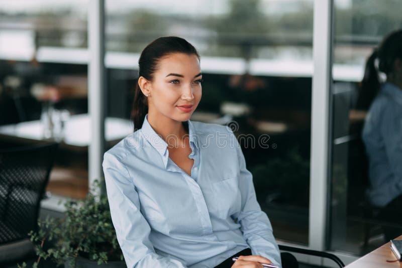 Donne di affari del ritratto fotografie stock